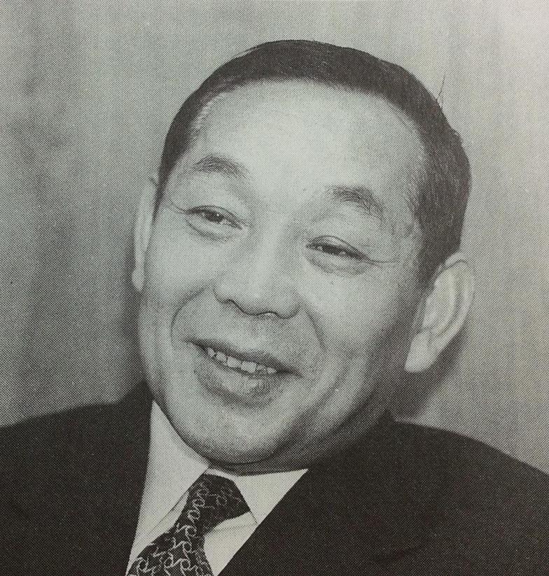 1989年、取締役就任のころ