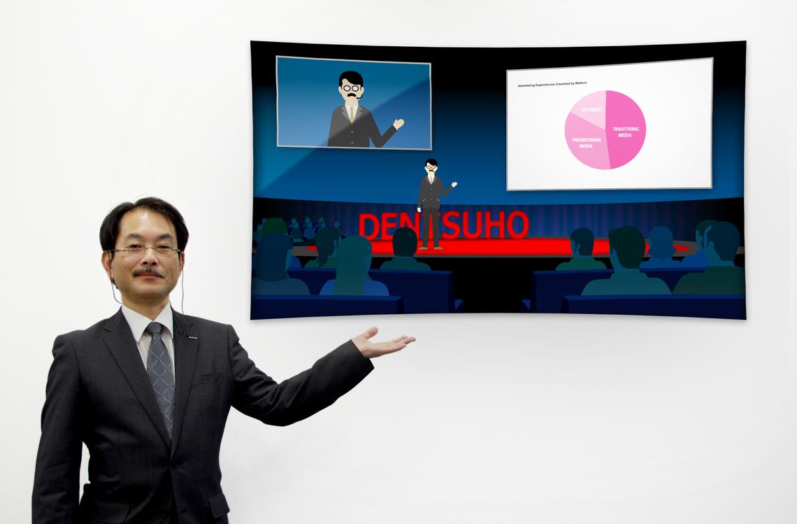 1分で分かる「2014年 日本の広告費」動画はこちら