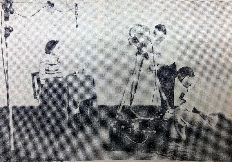 TV制作体制