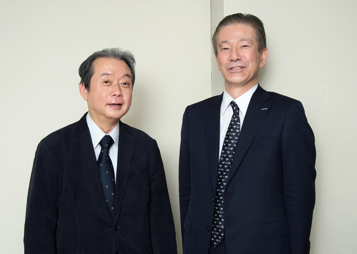 橋元良明(東京大学大学院教授)×奥律哉(電通総研研究主席)