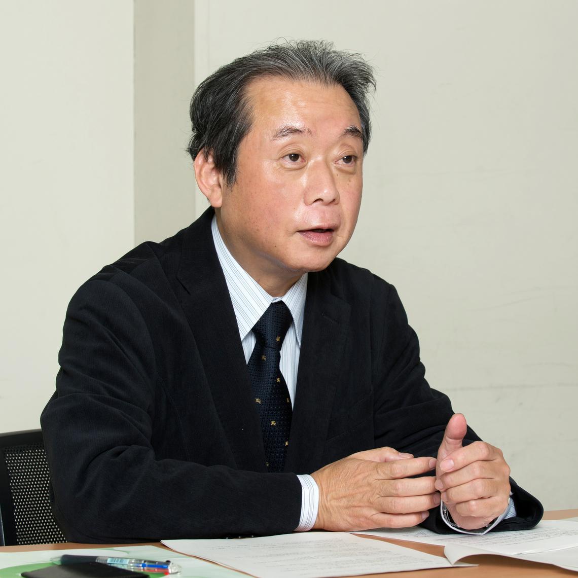 橋元良明氏