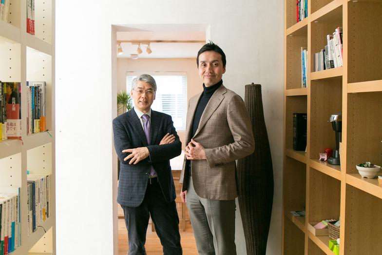 大南さん(左)と野村さん