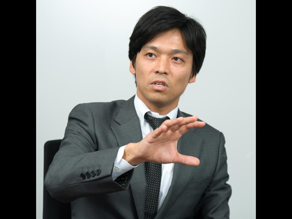 川崎 寛氏