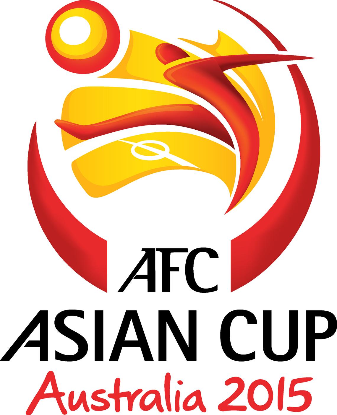 AFCアジアカップ2015 ロゴマーク