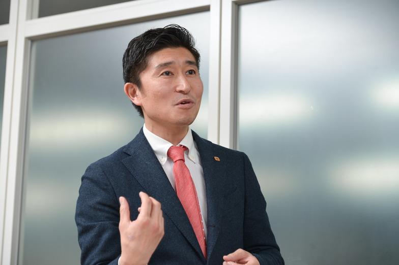ディスカバージャパン高橋氏