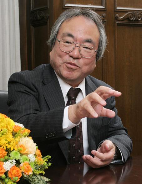 小川共和氏