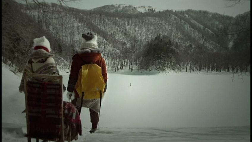 テレビCM「ハートレイク 初冬編」01