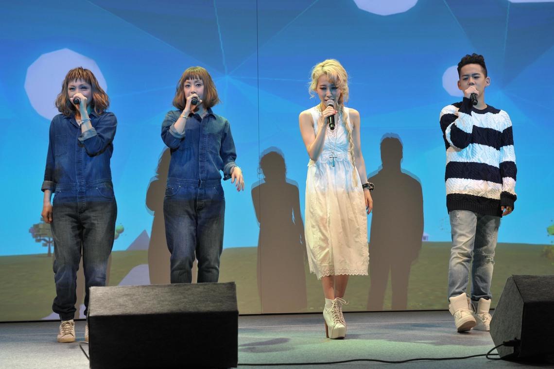 PUFFY、清水翔太さん、加藤ミリヤさん